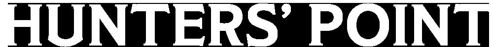 HUNTERS'-POINT-logo-hvid-1000x96